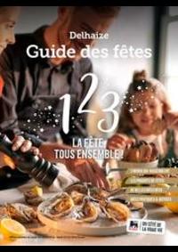 Prospectus Proxy Delhaize Modave : Delhaize Guide des ftes