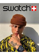 Prospectus Swatch : Collection Homme