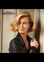 Prospectus Franck Provost : Nouvelle Collection