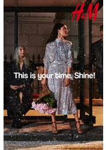 Prospectus H&M : This is your time Shine!