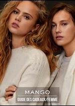 Prospectus MANGO : Guide des Cadeaux / Femme