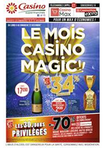 Prospectus  : Le mois casino magic!!