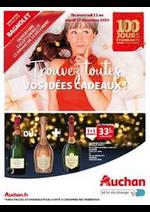 Prospectus Auchan : Trouvez toutes vos idées cadeaux !