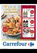 Promos et remises Carrefour : Chacun y trouve ses saveurs