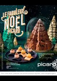 Prospectus Picard CHAMBOURCY : Le Fabuleux Noël Picard