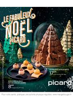 Prospectus Picard : Le Fabuleux Noël Picard