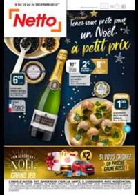 Prospectus Netto Malay-le-Grand : Tenez-vous prêts pour un Noël à petit prix