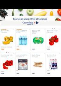 Prospectus Carrefour Drive SENS : Offres Carrefour Drive