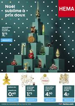 Prospectus Hema : brochure HEMA