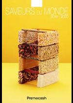 Promos et remises  : Carte Saveurs du Monde 2019-2020