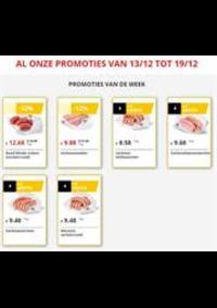 Prospectus Boucherie Renmans EGHEZEE : Onze Promoties