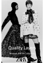 Catalogues et collections ZARA : Quality Layers