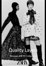 Prospectus ZARA : Quality Layers