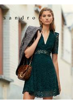 Prospectus Sandro : Collection Robe