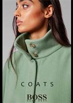 Catalogues et collections Hugo Boss : Coats