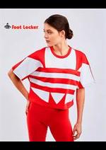 Prospectus Foot Locker : Nouveautés / Femme