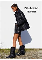 Prospectus Pull & Bear  : Chaussures