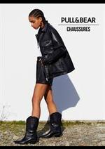 Prospectus Pull & Bear  : Chaussures