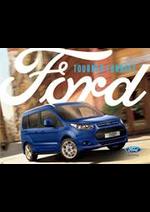 Prospectus  : Ford Tourneo Connect