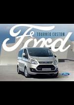 Prospectus  : Ford Tourneo Custom