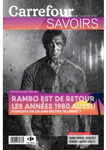 Prospectus Carrefour : Savoirs Janvier