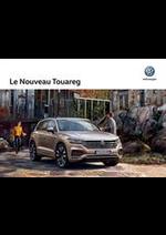 Prospectus Volkswagen : Volkswagen Touareg