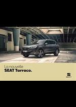 Promos et remises  : Seat Tarraco
