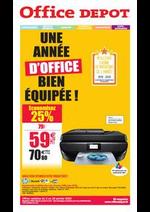 Prospectus Office DEPOT : UNE ANNÉE D'OFFICE BIEN ÉQUIPÉE!