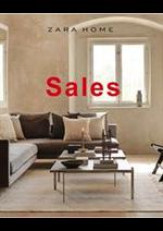 Prospectus ZARA HOME : Sales