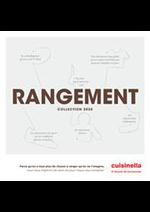 Prospectus cuisinella : Rangement Collection 2020