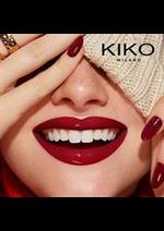 Catalogues et collections Kiko : Nouveautés