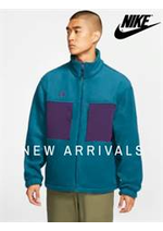 Catalogues et collections Nike : New Arrivals Men