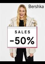 Promos et remises  : Sales Woman