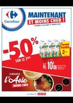 Promos et remises Carrefour : Catalogue Carrefour