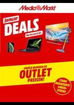 Promos et remises Media Markt : Januar Deals