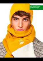 Prospectus Benetton : Soldes / Homme