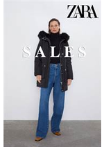 Prospectus ZARA : Sale Jackets