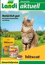 Prospectus Landi : Bitscat Katzenfutter 2020