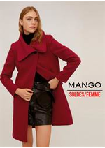 Catalogues et collections MANGO : Soldes  Femme