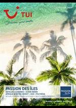 Bons Plans TUI : Passion des Îles