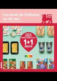 Prospectus Supermarché Delhaize Sint-Truiden : Nouveau: Promotion de la semaine