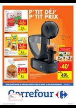 Prospectus Carrefour : Petit déjeuner, petit prix