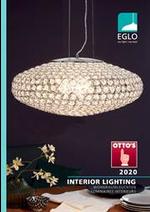 Promos et remises  : Eglo Wohnraumleuchten 2020
