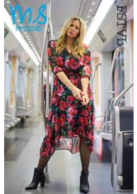 Prospectus M&S Mode Argenteuil : Collection Robe