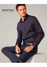 Prospectus Burton BOURGES : Soldes / Homme