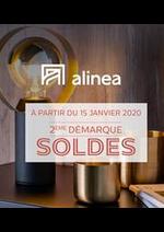 Prospectus Alinéa : Soldes