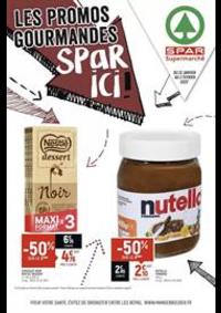 Prospectus Spar SURESNES : Les promos gourmandes