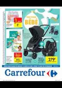 Prospectus Carrefour Express WATERMAEL - BOITSFORT : Tout pour bebe