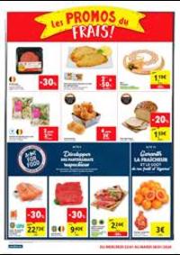 Prospectus Carrefour Express WATERMAEL - BOITSFORT : Les promos du frais