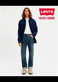 Catalogues et collections Levi's Vintage Clothing : Soldes  Homme